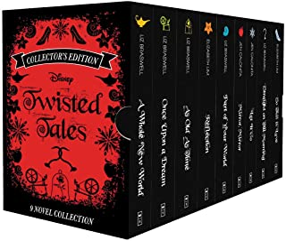 Twisted Tales 9-Book Boxset (Disney)