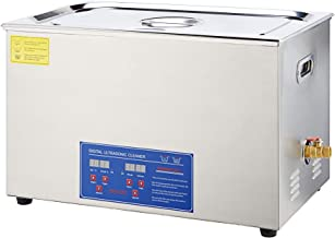 CO-Z 30L Digital Professional Large Ultrasonic Jewelry Cleaning Machine Cleaner with..