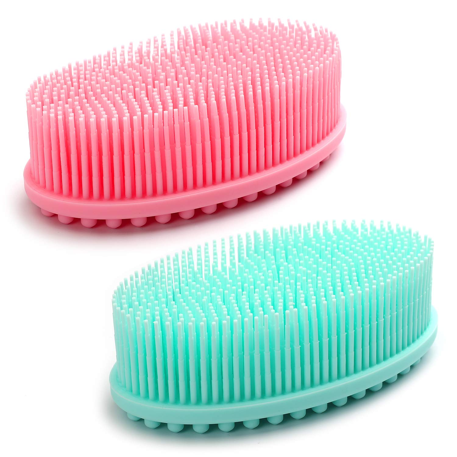 Silicone Detroit Mall Body Scrubber Bath Shower Cleaning Large discharge sale Back Gl Brush