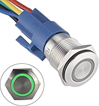 Best electrical wiring push button switch Reviews