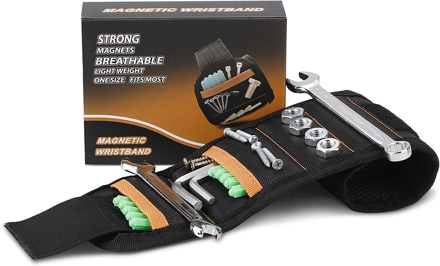 WeaArco Magnetic Wristband Weekly update Tool 4 years warranty Belt 20 with Strong Ma