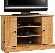 Sauder Beginnings Corner TV Stand, For TV's up to 40