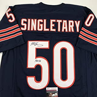 Best mike singletary signed jersey Reviews