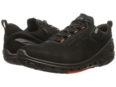 ECCO Sport Biom Venture GTX Tie (Black/Black) Men