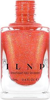 ILNP On Location - Orange Coral Holographic Nail Polish