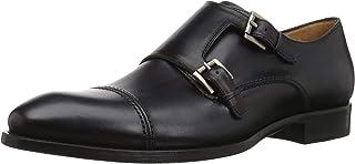 حذاء Acosta Monk-Strap Loafer رجالي من Mezlan