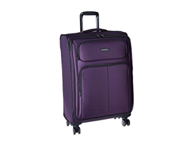 Samsonite Levrage LTE 25 Spinner (Purple) Luggage
