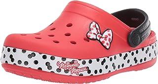 crocs Girl's Crocsfl Minnie Dots CLG K Clogs