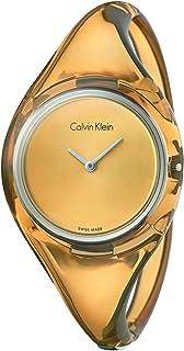 Calvin Klein Women's Quartz Watch K4W2MXF6