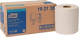 Tork 192128 Paper Wiper Plus, Centerfeed, 1-Ply, 9.8