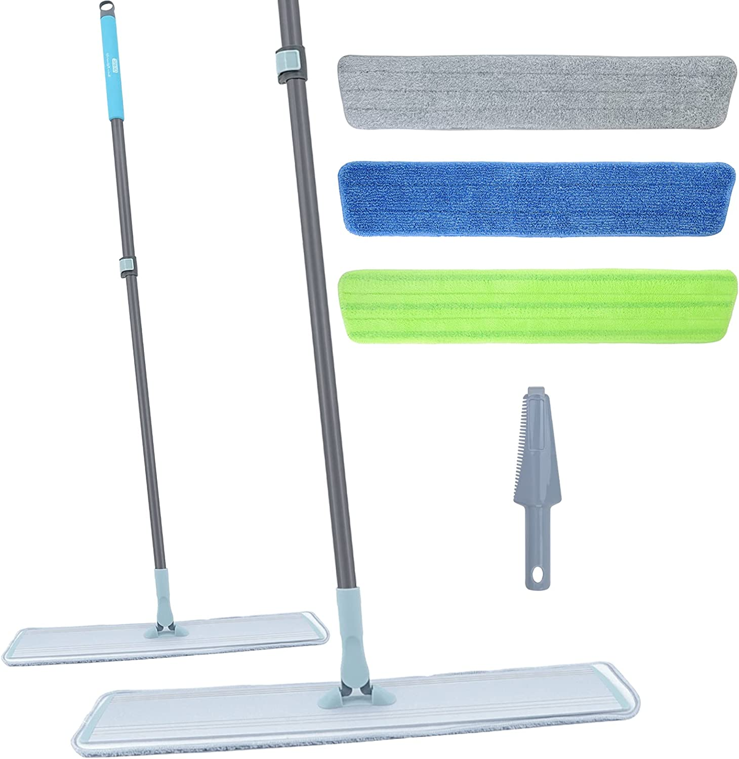 24inch Professional Microfiber Mop Dry wi Wet for Selling Kansas City Mall rankings Hardwood