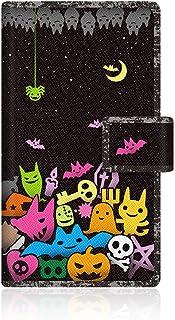 CaseMarket 【手帳式】 Disney Mobile (DM014SH) スリム ケース [ ナイトメア パレード ハロウィン ダイアリー ] DM014SH-VCM2D2100