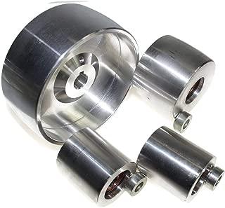 track belt wheel