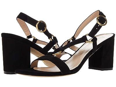 Stuart Weitzman Lalita 75 Blok Sandal