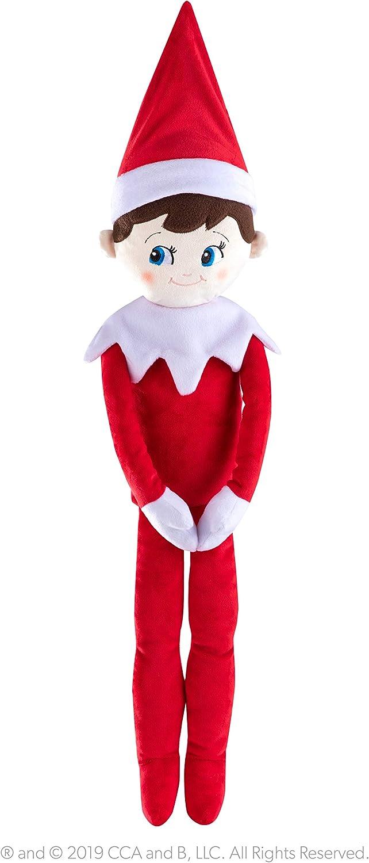 The Elf On The Shelf Plushee Pals Huggable Boy, Red