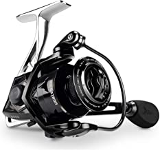 KastKing Megatron Spinning Reel, Freshwater and Saltwater Spinning Fishing Reel, Rigid Aluminum...
