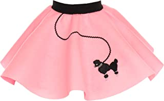 Baby and Toddler Poodle Skirt