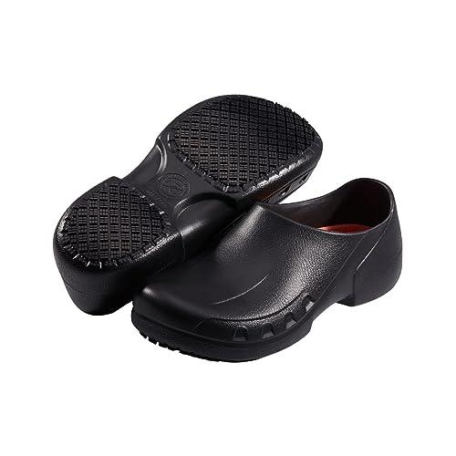 No Slip Work Shoes Amazon Com