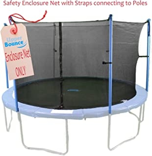 Upper Bounce Trampoline Safety Enclosure Net