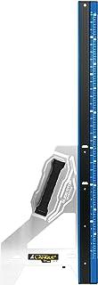 シンワ測定(Shinwa Sokutei) 丸ノコガイド定規 エルアングル Plus 併用目盛 1m 73152