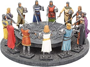 Nemesis Now Knights of The Round Table Figurine 21cm Black