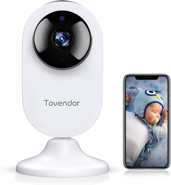 Tovendor Mini Smart Home Camera Year-end annual account Max 53% OFF Security 1080P 2.4G WiFi