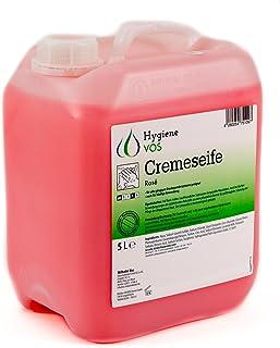 comprar comparacion Hygiene VOS Jabón Líquido de Manos pH Neutro de Uso Diario. Fórmula Extra Suave y Biodegradable. Envase Económico de 5L, A...