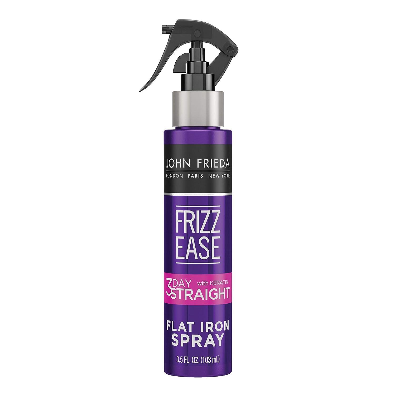 John Frieda Frizz Ease Keratin Infused Flat Iron Ultra-Cheap Deals Hair Spray 3 Max 66% OFF D