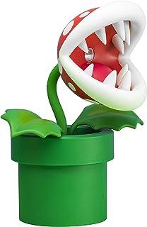 Paladone Piranha Plant Lampe BDP   LED-Licht mit flexiblem Kopf Nintendo Fans   Offiziell Lizenziertes Super Mario   33 cm...