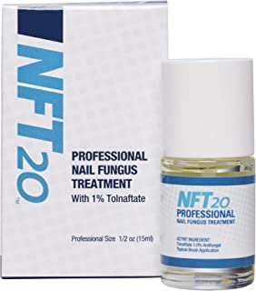 Regenepure, NFT20, Topical Nail Fungus Treatment with Tea Tree Oil, 0.5 oz