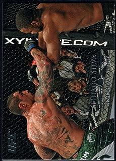 MMA UFC 2011 Topps UFC Title Shot #25 Thiago Silva