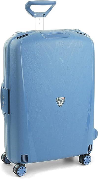 Trolley roncato light valigia 75 cm 50071133
