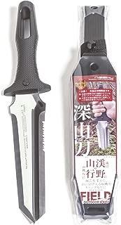 Nisaku NJP830 Hori-Hori Weeding & Digging Knife, Authentic Tomita (Est. 1960) Japanese Stainless Steel 7.25