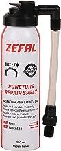 ZEFAL Repair Spray - Bombe anti crevaisonpour vélo, Mixte Adulte, Noir, 100ml