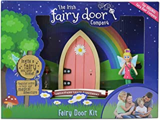 The Irish Fairy Door Company - Welcome Kit Pink