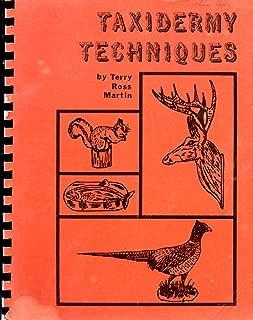 Taxidermy Techniques