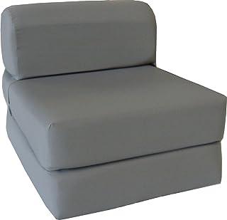 D&D Futon Furniture Chair Folding Foam Bed, Foam Density...