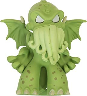 """Funko Cthulhu: ~ 2,9"""" x Horror Classics Mystery Minis Mini Vinyl Figure & 1 Mystery Minis Compatible PET Plastic Graphical Protector Bundle (Wave 2) [05870 - B]"""