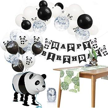 My Own Pet Balloons Panda Animal Burton and Burton 9911526