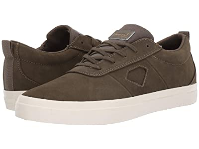 Diamond Supply Co. Icon (Olive Suede) Men