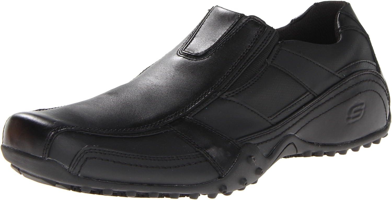 mens skechers non slip shoes
