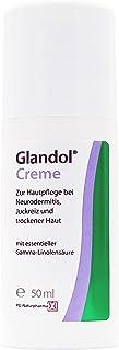 Glandol Creme, 50ml, Neurodermitis Creme Psoriasis - Neurodermitis Behandlung - Neurodermitis Hautcreme, trockene Haut & Juckreiz Creme - ohne Cortison