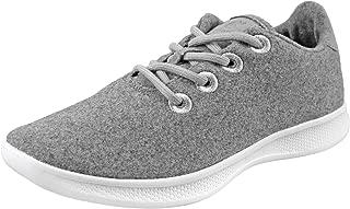 Urban Fox Beckett Mens Wool Shoes  Fashion Sneakers Men   Wool Sneakers Men   Lightweight Wool Runners