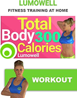Total Body Fitness Workout - Burn 300 Calories and Tone Your Muscles in 35 Minute