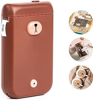 yosunl D30S Mini Label Maker Machine Portable Wireless BT Thermal Label Printer Name Price Date Journal Study Sticker Tag ...