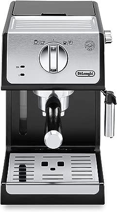 De'Longhi ECP33.21 Italian Traditional Pump Espresso Coffee Maker, Black