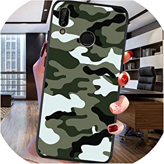 Army Camouflage for Samsung Galaxy A9 A8 A7 A6 A5 A3 J3 J4 J5 J6 J8 Plus M30 A40S A10 A20E Phone Case Cover Coque Etui,J6 Plus,H1838