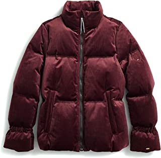 Women's Adaptive Puffer Jacket with Magnetic Zipper