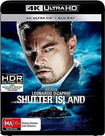 Shutter Island (4K Ultra HD + Blu-ray)
