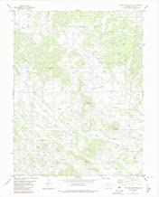 YellowMaps Witcher Mountain CO topo map, 1:24000 Scale, 7.5 X 7.5 Minute, Historical, 1983, Updated 1983, 27.1 x 21.9 in